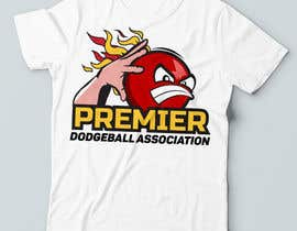 Nro 37 kilpailuun Design a  logo and t-shirt for a new dodgeball league käyttäjältä Christina850