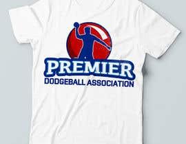 Nro 38 kilpailuun Design a  logo and t-shirt for a new dodgeball league käyttäjältä Christina850