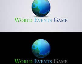 AndryF tarafından Design a Logo for World Events Game için no 5