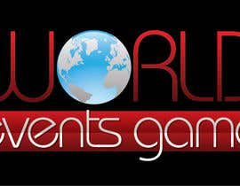 #40 cho Design a Logo for World Events Game bởi Indirra