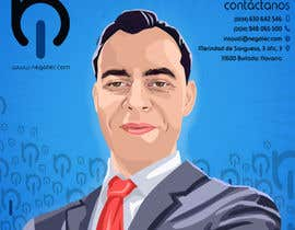 Nro 146 kilpailuun Illustrate face käyttäjältä TigerStudio