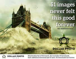 #6 untuk Design a Print Advertisement for Dollar Photo Club oleh vinu91