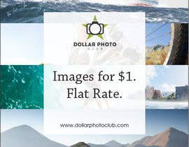 nº 24 pour Design a Print Advertisement for Dollar Photo Club par christarad