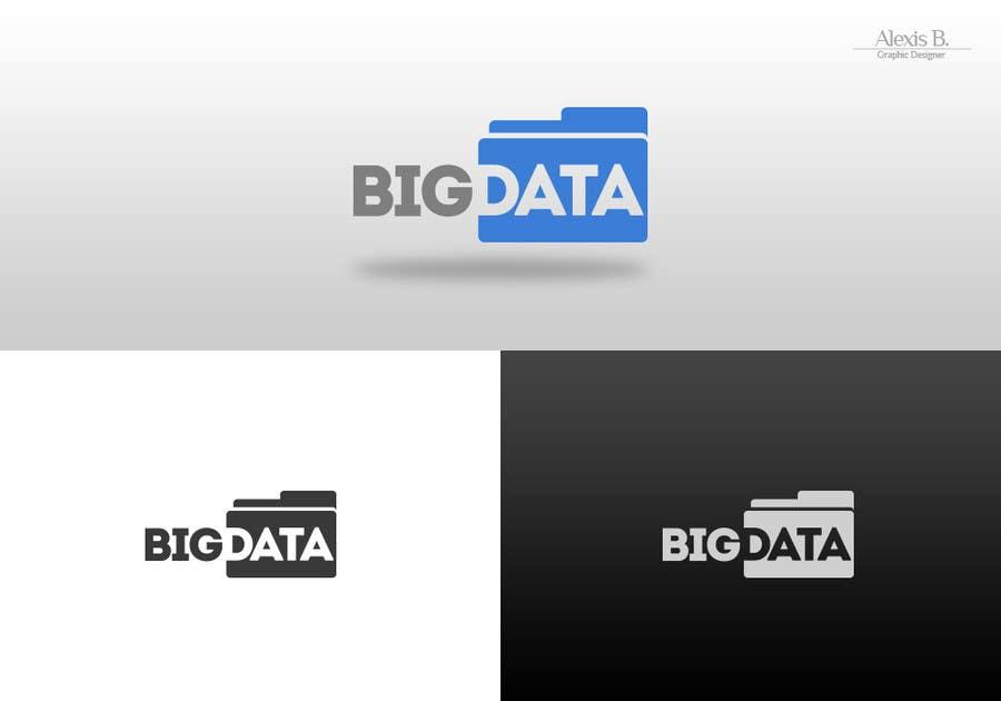 Inscrição nº                                         92                                      do Concurso para                                         Logo design for BigData