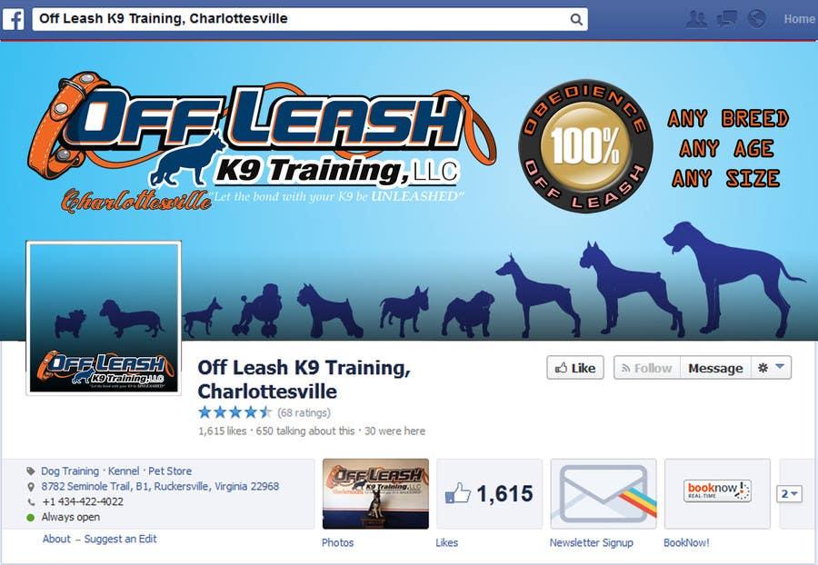 Inscrição nº 24 do Concurso para Facebook Page Banner and Profile Picture