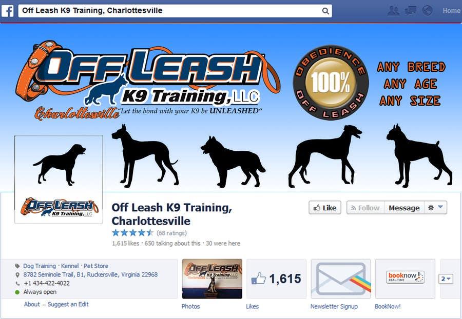 Inscrição nº 25 do Concurso para Facebook Page Banner and Profile Picture