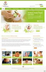 #112 for Design a Website Mockup for Elite Yoga Gear by bestatall
