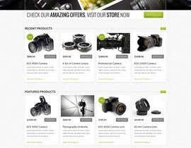 #130 cho Design a Website Mockup for Elite Yoga Gear bởi fo2shawy001