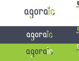 #198 para Design a Logo for a new company: Agoraic por Cozmonator