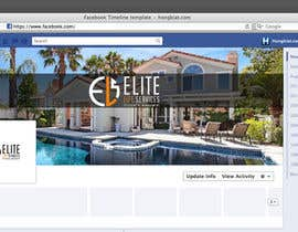 nº 10 pour Design a Face Book Cover page , and website main image for luxury property management business par deosz