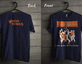 Nro 1 kilpailuun Design a T-Shirt (class reunion) käyttäjältä santoz89