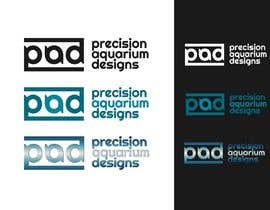 #58 para Complete a Logo concept for PAD por legol2s