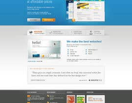 #3 for Urgently Design a Website Mockup according to files and details provided af fo2shawy001