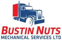 Proposition n° 85 du concours Graphic Design pour Design a Logo for Bustin Nuts Mechanical Services Ltd.