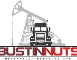 #83 for Design a Logo for Bustin Nuts Mechanical Services Ltd. af MinaMakar