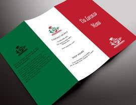 Nro 18 kilpailuun Italian Restaurant menu käyttäjältä phthai