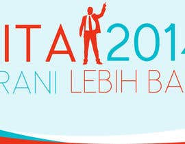 #174 for Design a Logo for an Indonesian President Candidate af VEEGRAPHICS