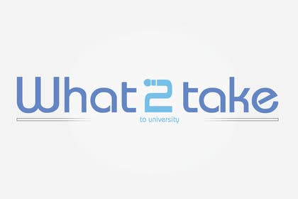 #122 for Design a Logo for What 2 Take af gpatel93