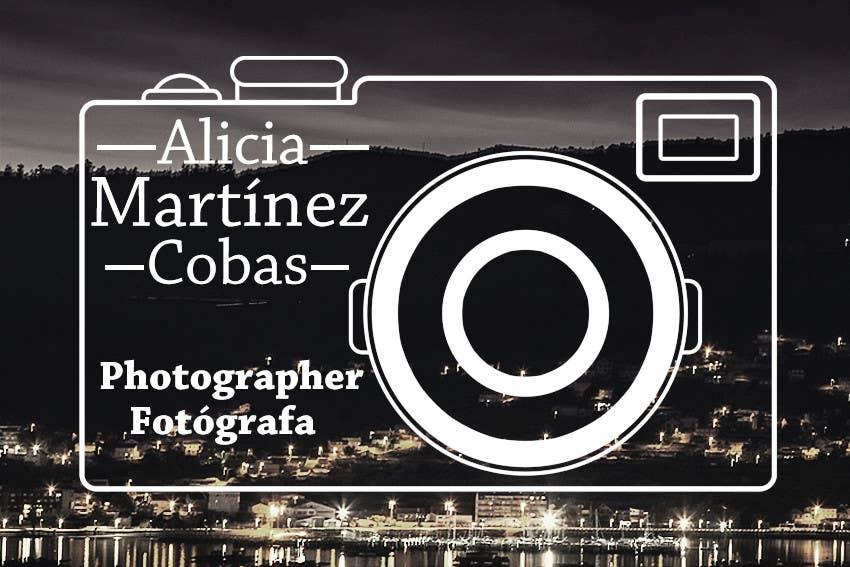Penyertaan Peraduan #68 untuk Design a banner/logo for a photographer website