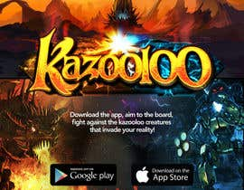 Nro 1 kilpailuun Design a Brochure - Kazoolloo käyttäjältä ian1024
