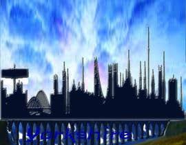IamLaguz tarafından Yorkshire Skyline Illustration için no 5