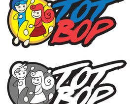 pjmvisualarts tarafından Logo design for 'Tot Bop'; dance classes for children aged 2-5. için no 3