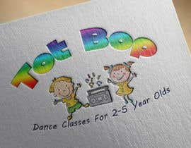 katrybalko18 tarafından Logo design for 'Tot Bop'; dance classes for children aged 2-5. için no 19