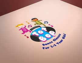 kkyratzidou tarafından Logo design for 'Tot Bop'; dance classes for children aged 2-5. için no 21