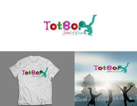 sheikcsr tarafından Logo design for 'Tot Bop'; dance classes for children aged 2-5. için no 4