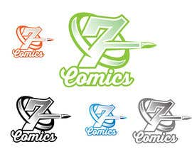 #58 for Design a Logo for 7Comics by zaldslim