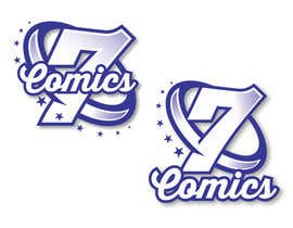#80 for Design a Logo for 7Comics by zaldslim