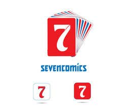 #73 for Design a Logo for 7Comics by poonkaz