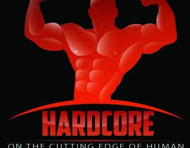 #9 para Design a Logo for Hardcore Sports Nutrition por itsameenuddin