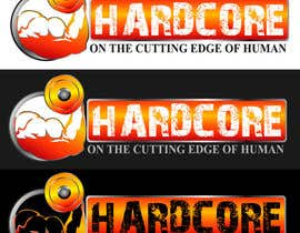 #35 para Design a Logo for Hardcore Sports Nutrition por dandrexrival07