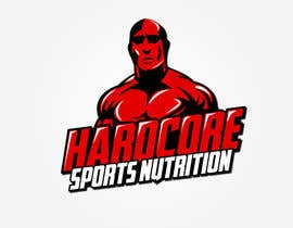 #57 para Design a Logo for Hardcore Sports Nutrition por nixRa