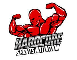 #79 para Design a Logo for Hardcore Sports Nutrition por nixRa