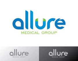 #94 cho New corporate logo for Allure Medical Group bởi enshano