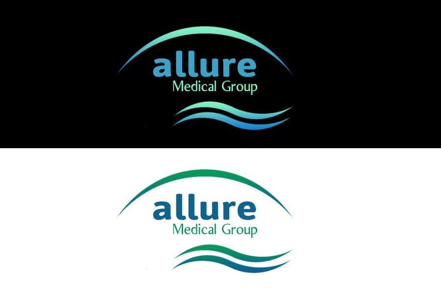 Kilpailutyö #109 kilpailussa New corporate logo for Allure Medical Group