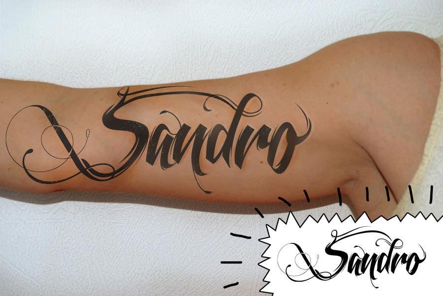 Inscrição nº 46 do Concurso para tattoo design
