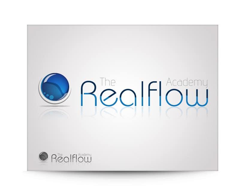 Inscrição nº 82 do Concurso para Logo Design for The Realflow Academy