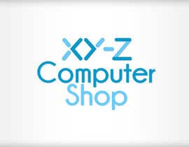 #52 untuk Design a Logo for XYZ Computer Shop oleh Alexandru03
