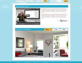 #8 for Design a Website Homepage for www.tntbaby.com.au by suryabeniwal
