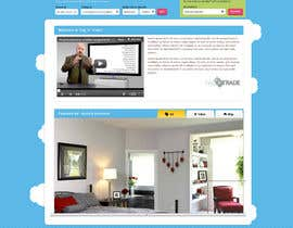 #9 for Design a Website Homepage for www.tntbaby.com.au by suryabeniwal