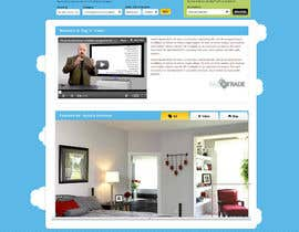 #12 for Design a Website Homepage for www.tntbaby.com.au af suryabeniwal
