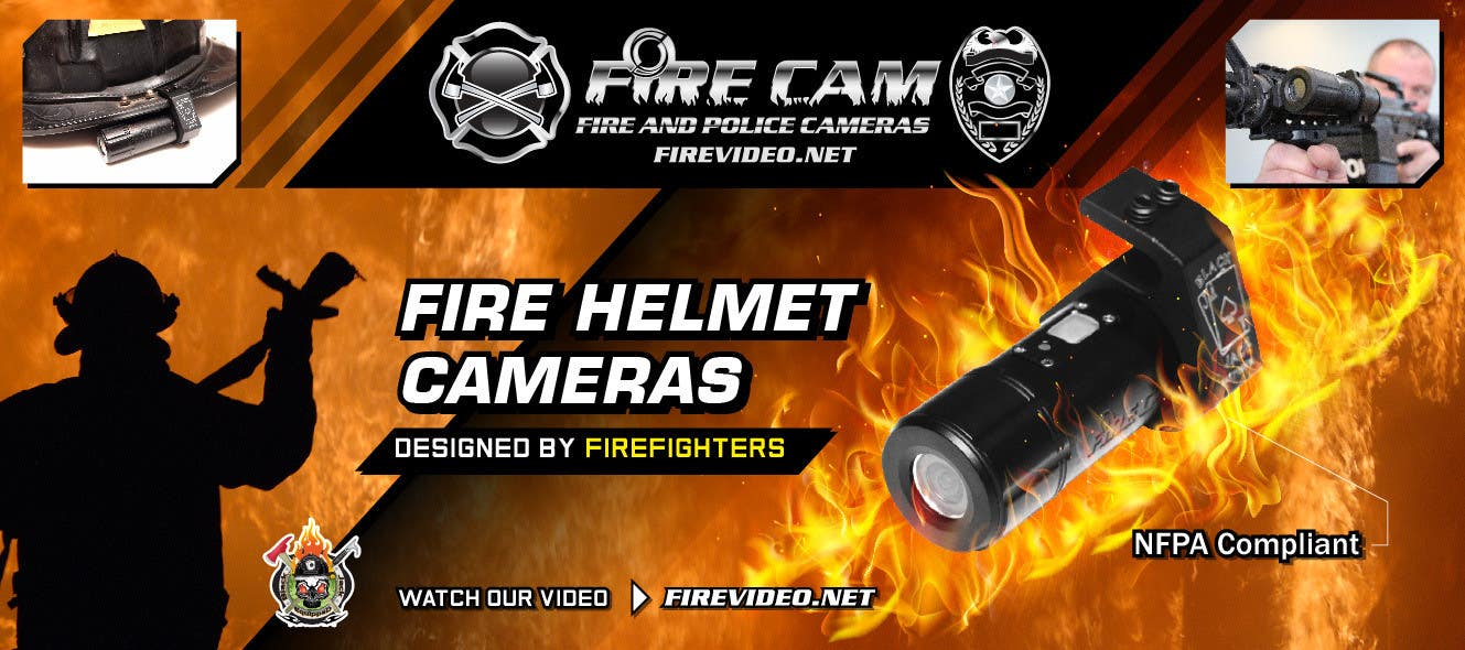 #66 for I need some Graphic Design for our company Fire Cam by enshano