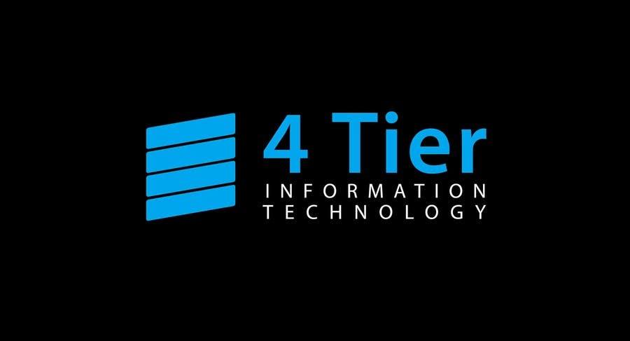 Konkurrenceindlæg #123 for Design a Logo for 4 Tier IT