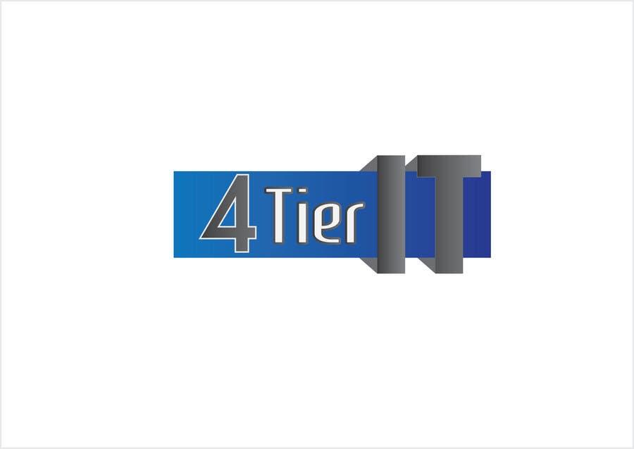 Konkurrenceindlæg #22 for Design a Logo for 4 Tier IT