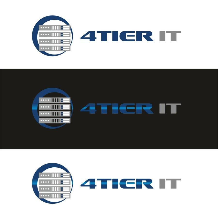 Konkurrenceindlæg #60 for Design a Logo for 4 Tier IT
