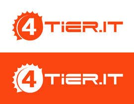 #85 for Design a Logo for 4 Tier IT by texture605