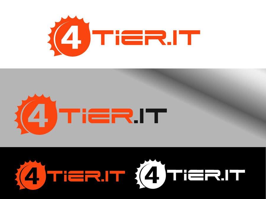 Konkurrenceindlæg #104 for Design a Logo for 4 Tier IT